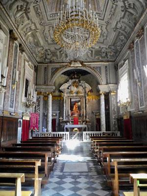 In der Chiesa della Misericordia