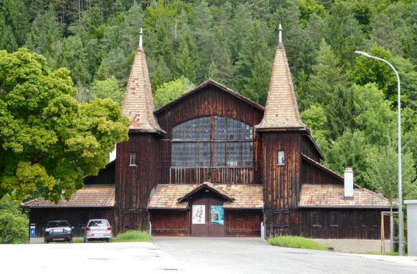 Ehemaliges Schützenhaus von Moutier