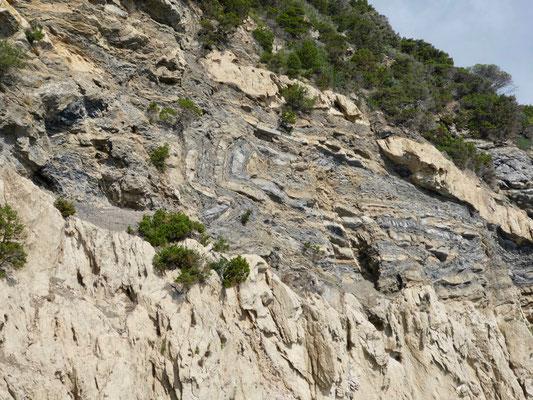 Interessante Geologie