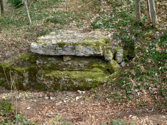 Jungfernstein bei der Oedenburg