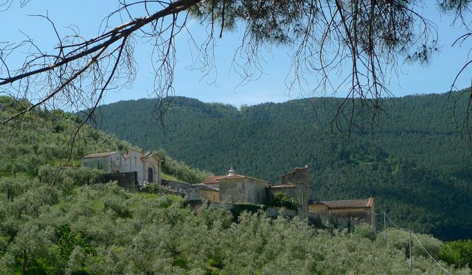 Friedhof von Montemagno