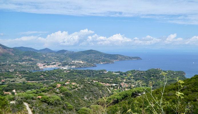 Letzter Blick auf Porto Azzurro