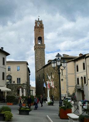 Turm des Palazzo del Priori