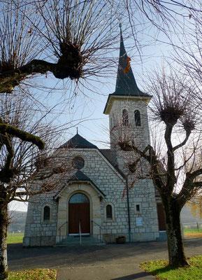 Reformierte Kirche von Miécourt