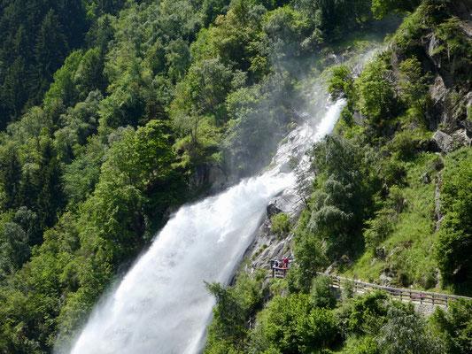 nochmals Wasserfall