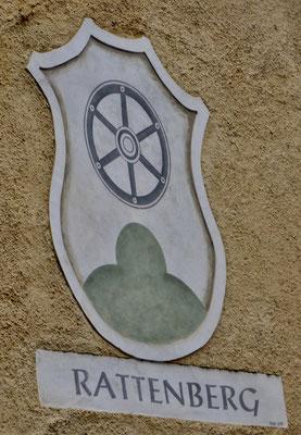 Wappen von Rattenberg