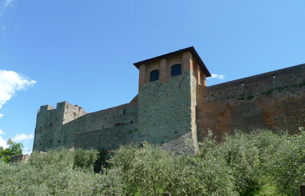 Festungsanlage von Montecarlo