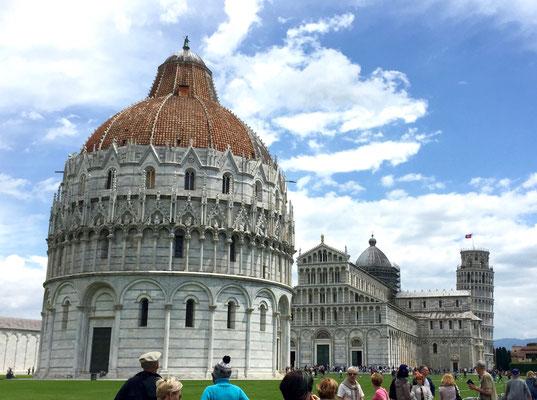 Abschied von Pisa