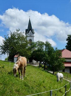Bei der Kirche Ifenthal