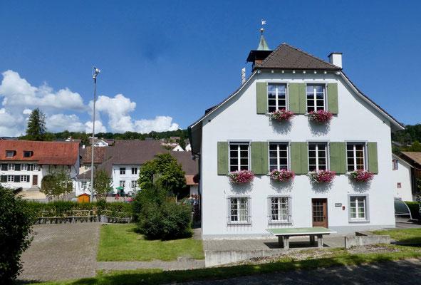 Dorfplatz Lupsingen
