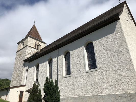 Kirche von Coeuve