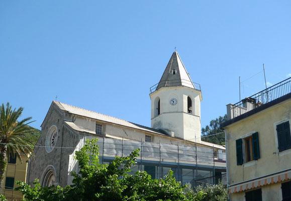 Die Dorfkirche San Pietro
