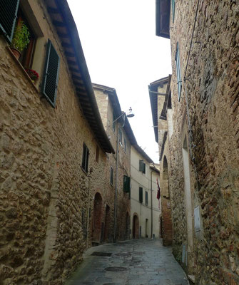 Via Borgo in Torri