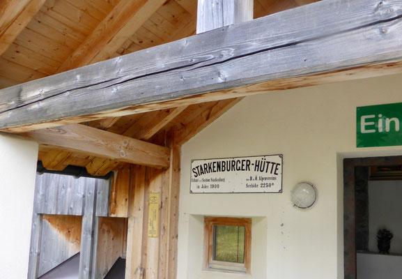 Starkenburger-Hütte