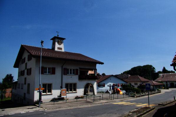 Gemeindehaus von Romont