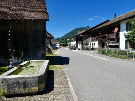 Dorfstrasse Soulce