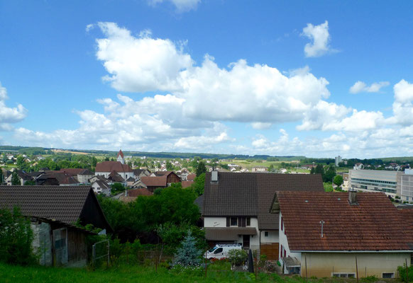 Blick über Boncourt