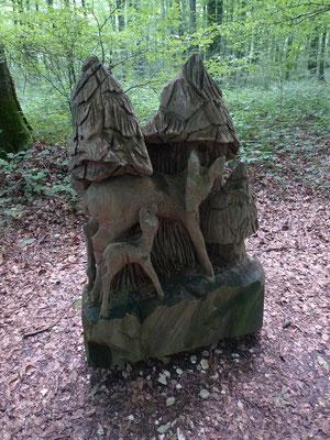 Skulpturen aus der Märchenwelt