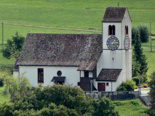 Kirche von Ziefen