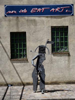 Die Bersagliera (die Schwungvolle), Daniel Spörri
