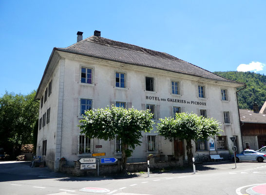 Traditionshaus in Undervelier