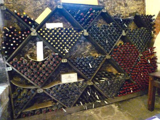 Das ganze Weinsortiment von San Giusto a Rentennano