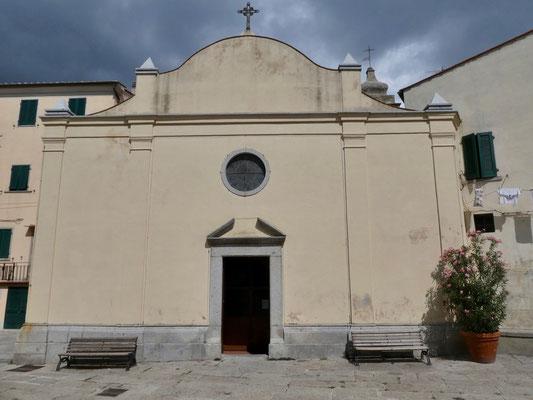 Kirche von San Piero