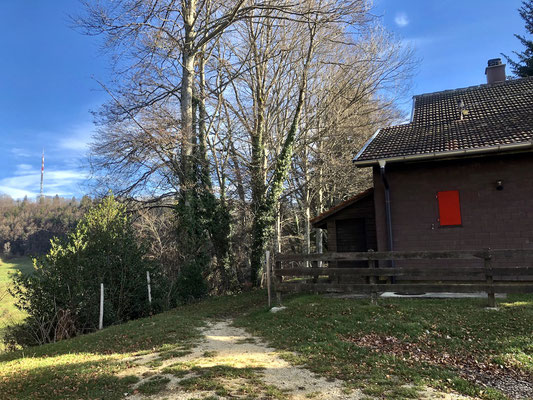 SAC-Hütte Les Ordons
