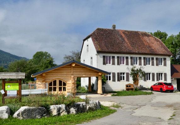 Hof Chez Theurillat