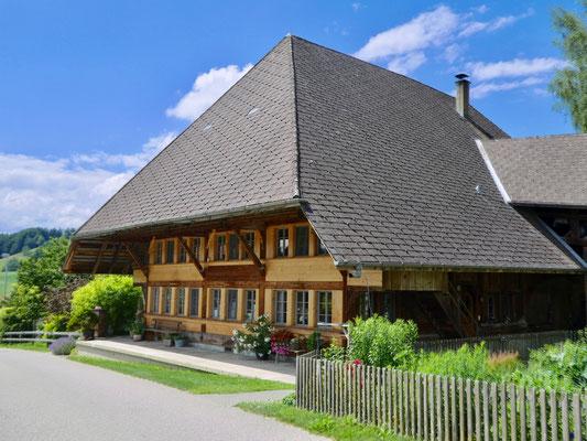 Schönes Haus in Heimiswil