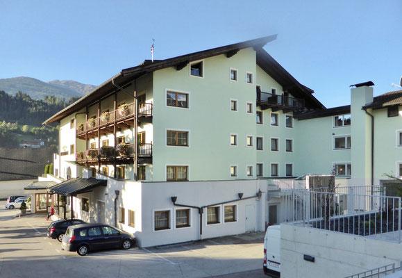 Unser Hotel Reschenhof ****