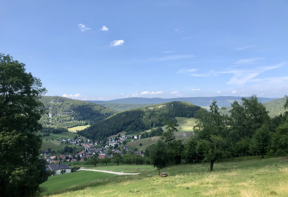 Bärschwil Dorf