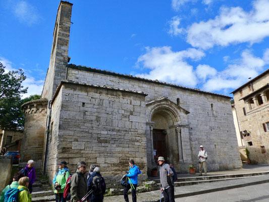 Kirche Santa Maria Assunta aus dem 11. Jahrhundert