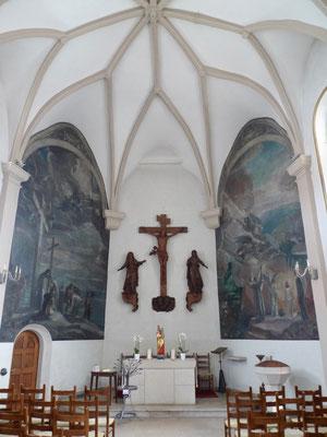 Kirche von Boncourt