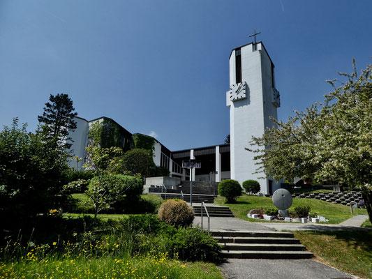 Kirche von Aedermannsdorf