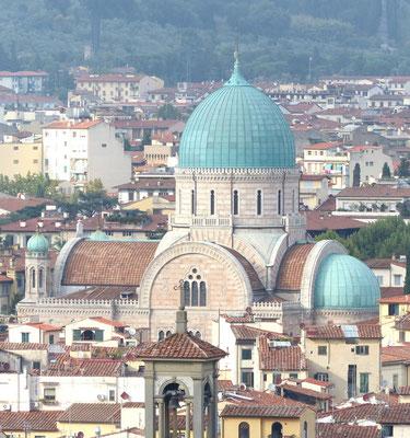 Synagoge von Florenz