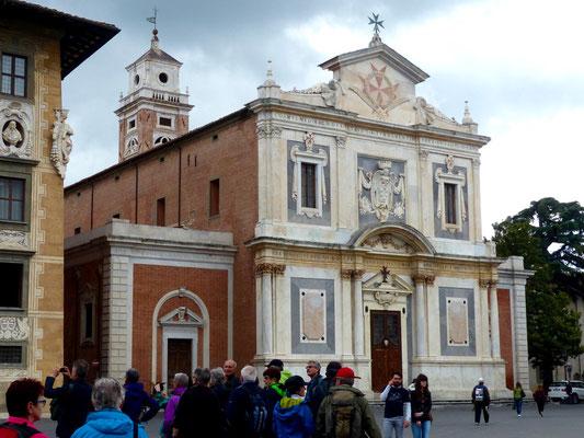 Kirche Santo Stefano dei Cavalieri's