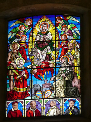 Kirchenfenster im Dom