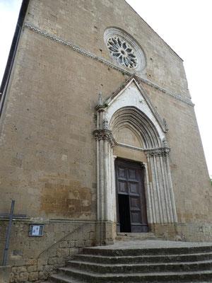 Die Pieve dei Santi Leonardo e Cristoforo