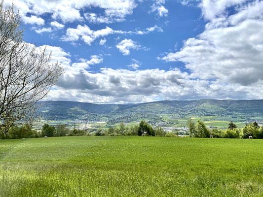 Auf der Plain-de-la-Montagne