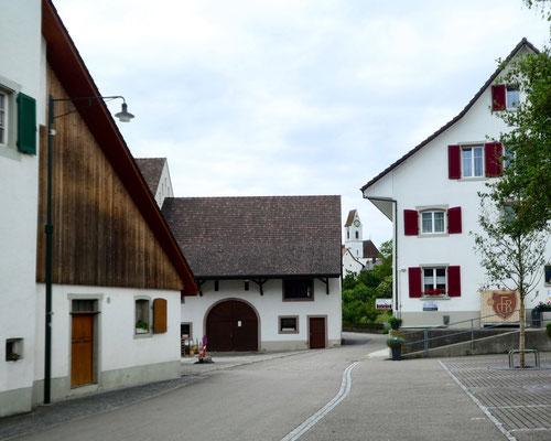Im Dorf Maisprach