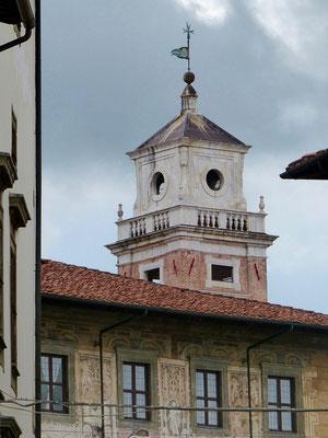 Turm der Kirche Santo Stefano dei Cavalieri's