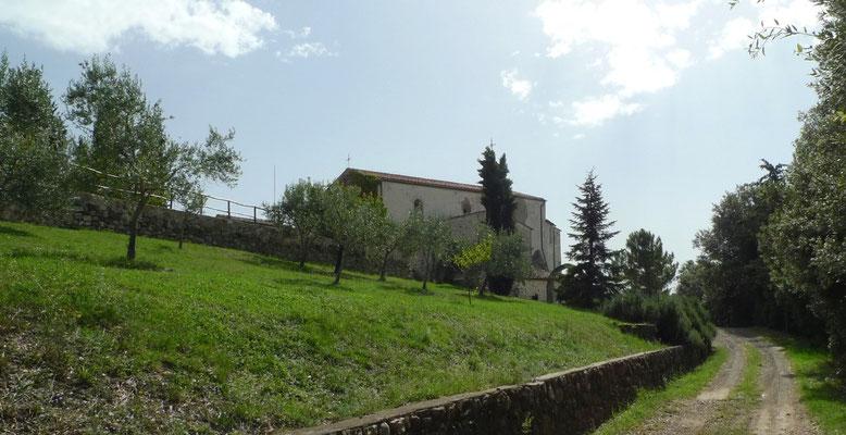 Kirche Montepertuso