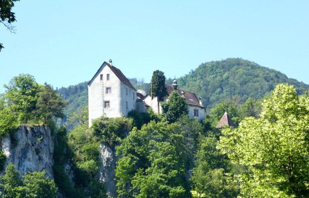 Burg Biederthal im Burg