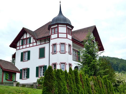 Eine herrschaftlich Villa