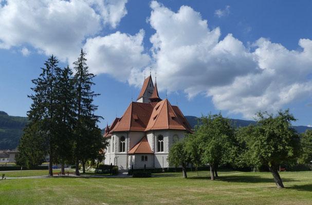 Kirche von Balsthal
