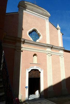 Dorfkirche von Montemarcello