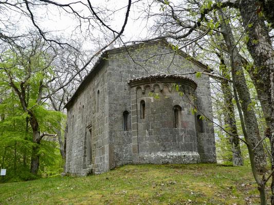 Kirche der Eremitage San Benedetto