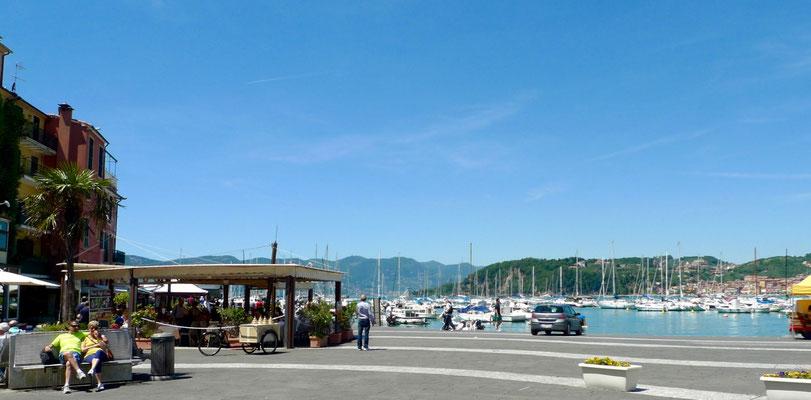 Hafen von Lerici