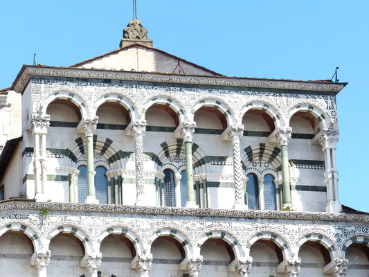 Fassade von San Martino